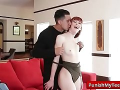 Submissived shows Permission To Cum with Alexa Nova vid-01
