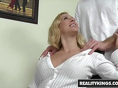RealityKings - Milf Hunter - (Cherie Deville), (Levi Cash) - All Business