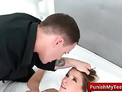 Submissived shows Bondage Sex Jar with Kenzie Reeves vid-01