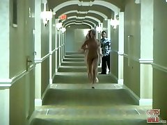 GIRLS GONE Flagitious - Classic Lesbian Hotel Sex With Young Jamie and Sara