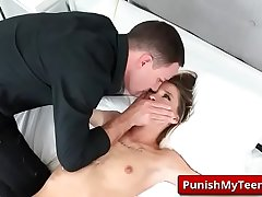 Submissived presents Bondage Sex Jar with Kenzie Reeves free vid-01