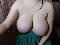 Great tits bbw topless chatting on cam for free