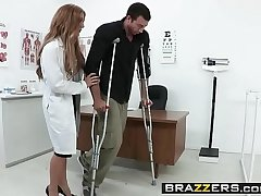 Brazzers - Doctor Adventures - (Amy Brooke) (Jordan Ash) - I Can Stroll