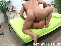 His cock is twice the size of yours, honey