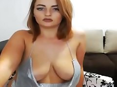 Beautiful Redhead With Big Natural Tits You Want To Lick HD - WOOX.CLUB