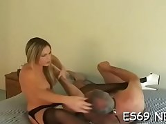Beauties had fetish on smothering