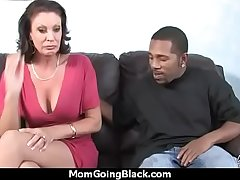 Horny mom loves black monster cock 27