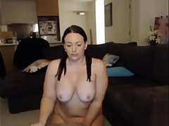 webcam bbw loses her panties and glasses