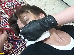 Woman chloroformed and forced to smell stinky feet of her boss