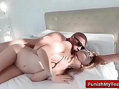 Submissived shows Hard Sex Fantasy upon Audrey Royal vid-03