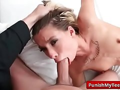 Submissived shows Bondage Sex Jar with Kenzie Reeves vid-02